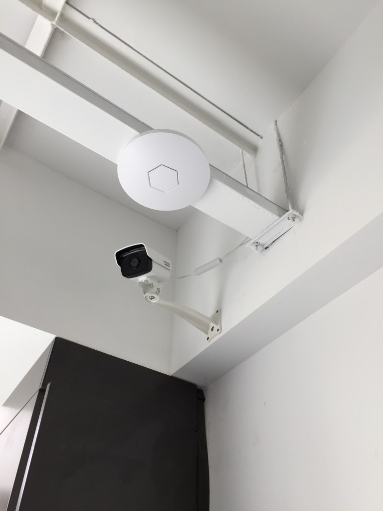 视频监控&无线网络覆盖